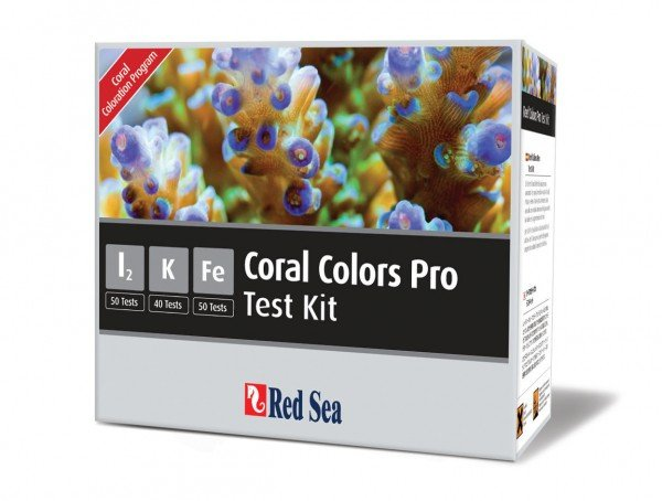Red Sea Coral Colors Test-Set von Red Sea