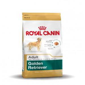 Royal Canin Adult Golden Retriever Hundefutter 2 x (12 + 2) kg von Royal Canin Breed
