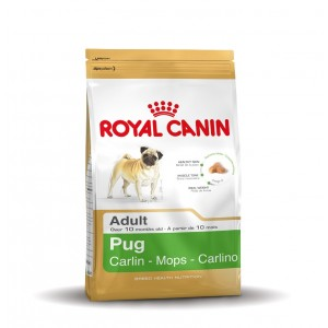Royal Canin Adult Mops Hundefutter 2 x 7,5 kg von Royal Canin Breed