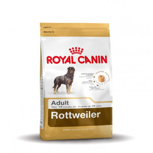 Royal Canin Adult Rottweiler Hundefutter 2 x 12 kg von Royal Canin Breed