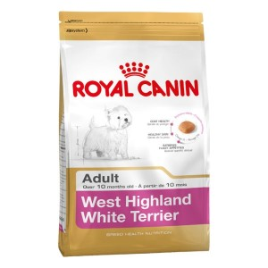 Royal Canin Adult West Highland White Terrier Hundefutter 3 kg von Royal Canin Breed