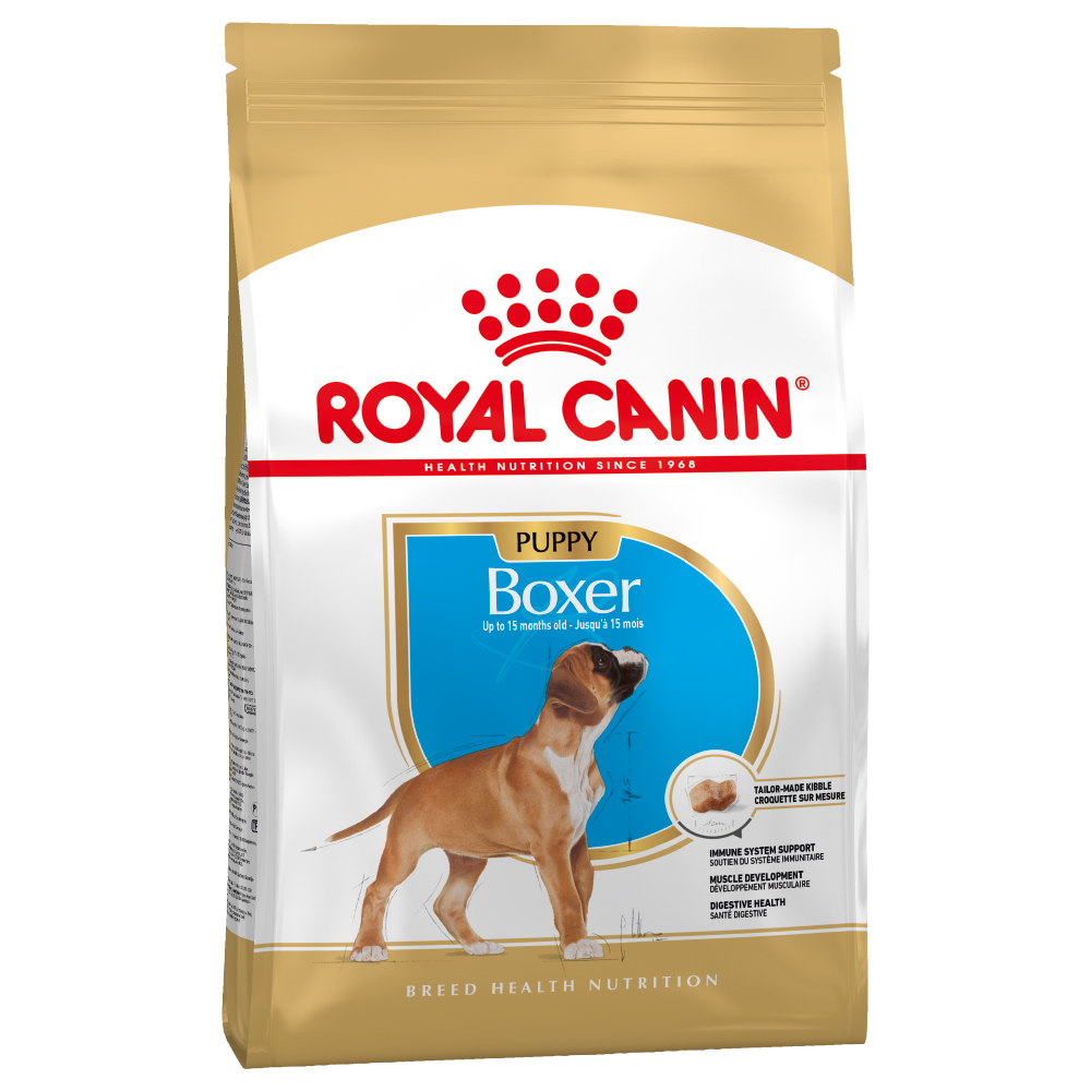 Royal Canin Boxer Puppy - Sparpaket: 2 x 12 kg von Royal Canin Breed