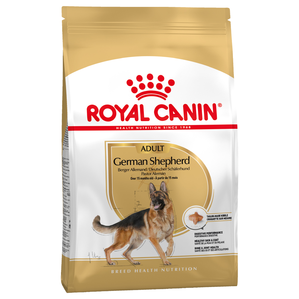 Royal Canin German Shepherd Adult - Sparpaket 2 x 11 kg von Royal Canin Breed