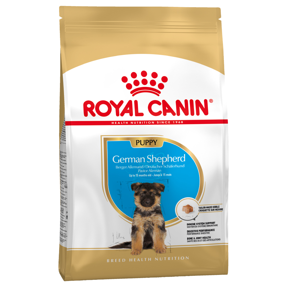 Royal Canin German Shepherd Puppy - Sparpaket: 2 x 12 kg von Royal Canin Breed