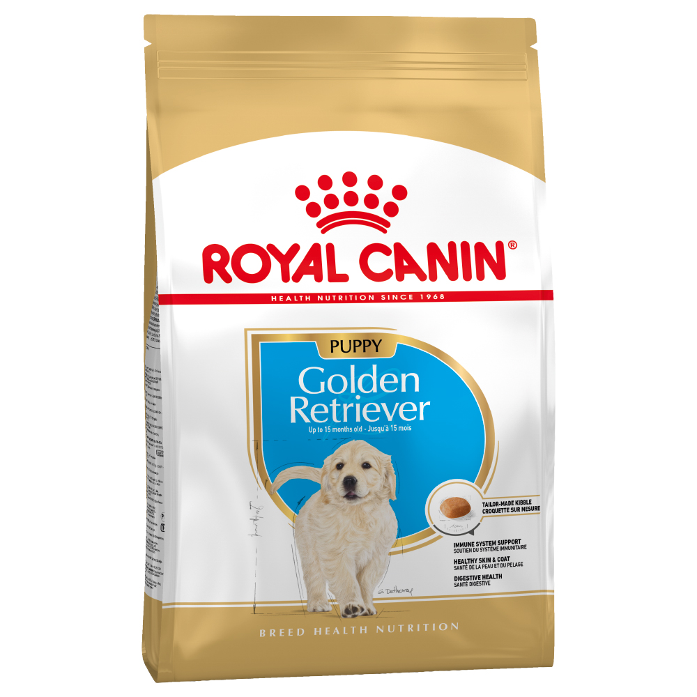 Royal Canin Golden Retriever Puppy - Sparpaket 2 x 12 kg von Royal Canin Breed