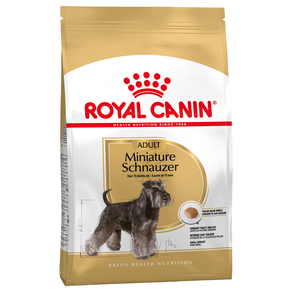 Royal Canin Miniature Schnauzer Adult - 7,5 kg von Royal Canin Breed