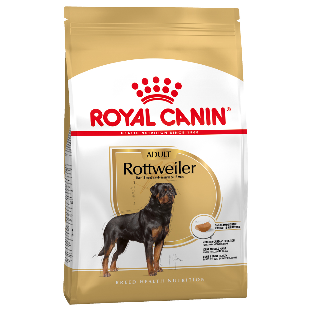 Royal Canin Rottweiler Adult - 12 kg von Royal Canin Breed