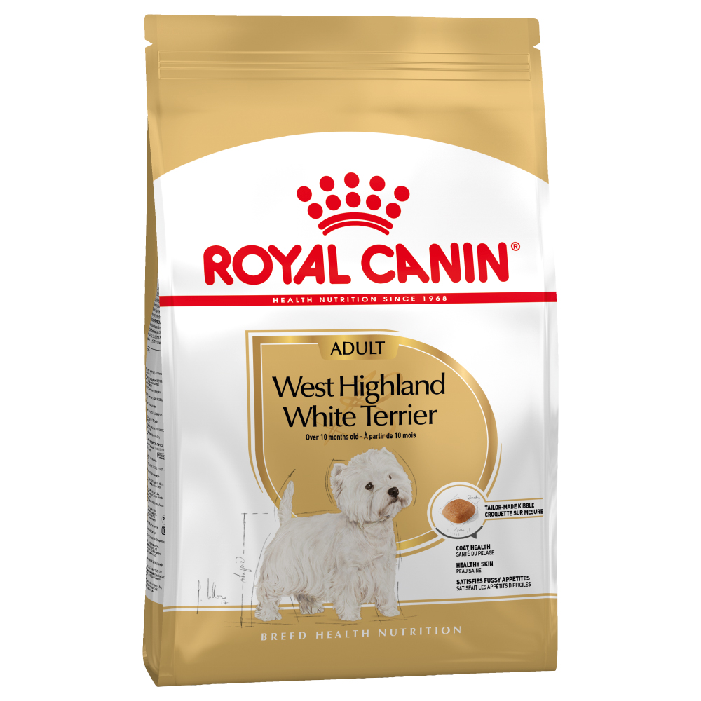 Royal Canin West Highland White Terrier Adult - Sparpaket: 2 x 3 kg von Royal Canin Breed