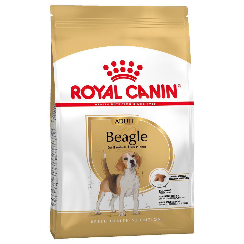 Sparpaket Royal Canin - Beagle Adult (2 x 12 kg) von Royal Canin Breed