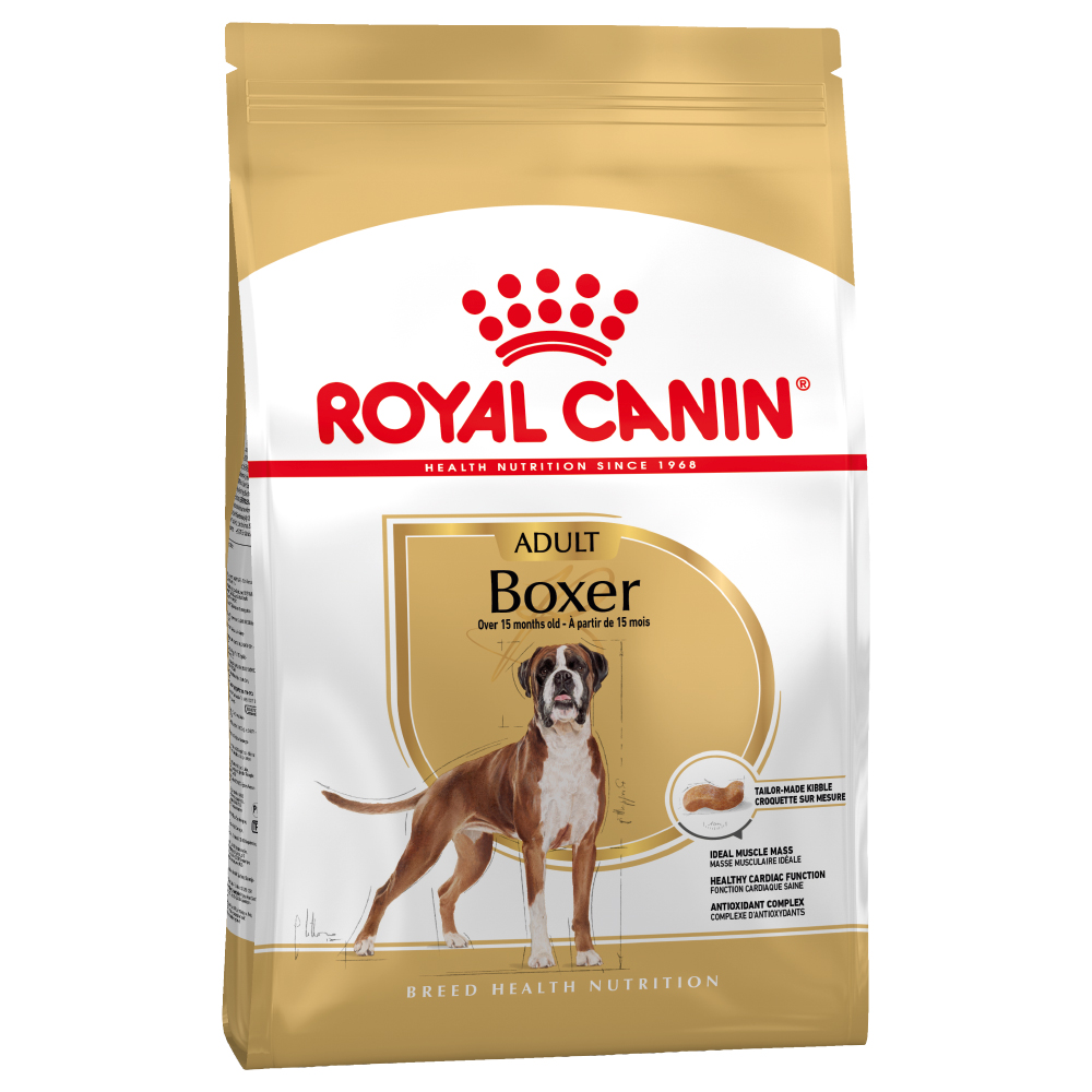 Sparpaket Royal Canin - Boxer Adult (2 x 12 kg) von Royal Canin Breed