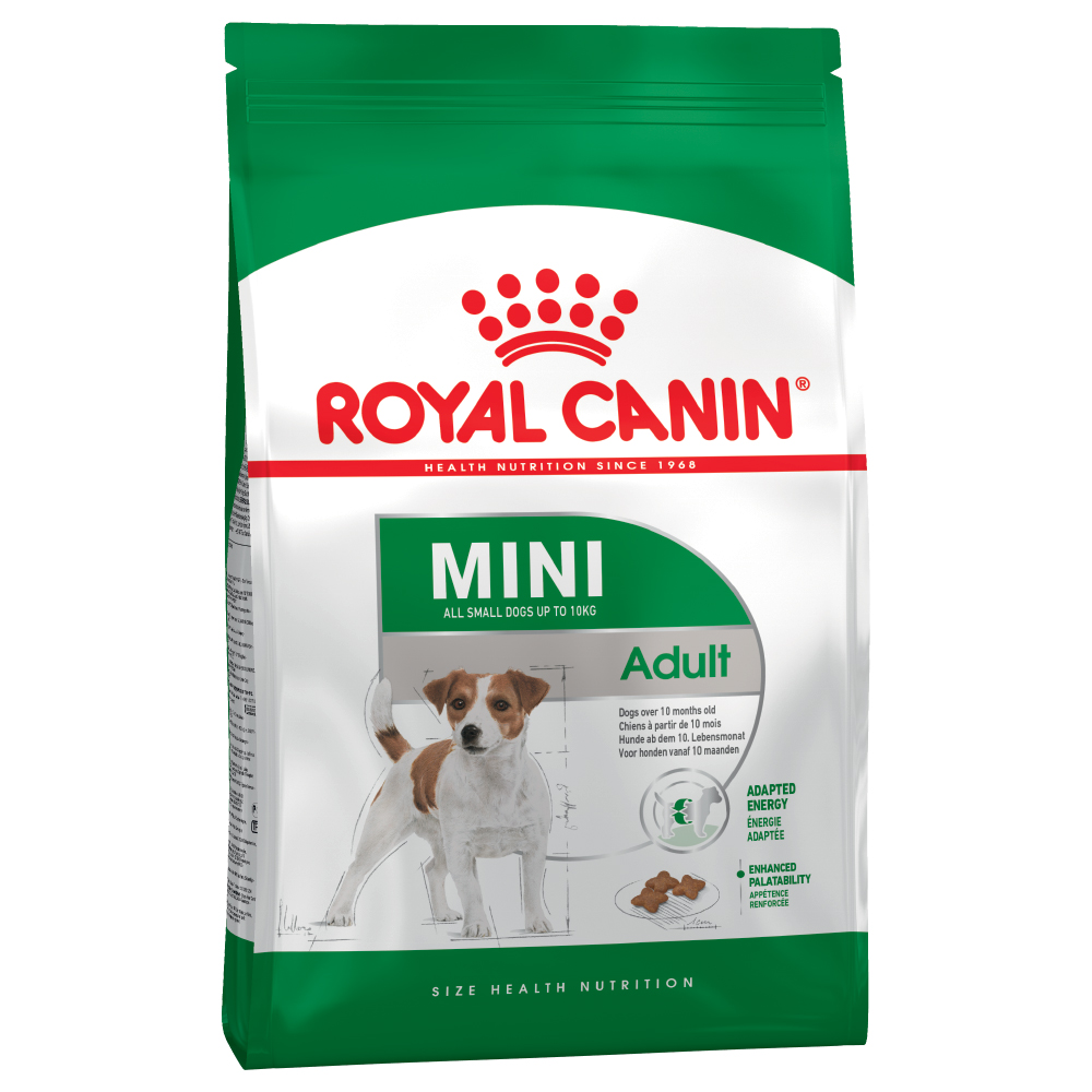 Royal Canin Mini Adult - Sparpaket 2 x 8 kg von Royal Canin Size