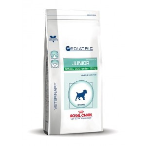 Royal Canin VCN Pediatric Junior Small Dog Hundefutter 4 x 4 kg von Royal Canin Veterinary Care