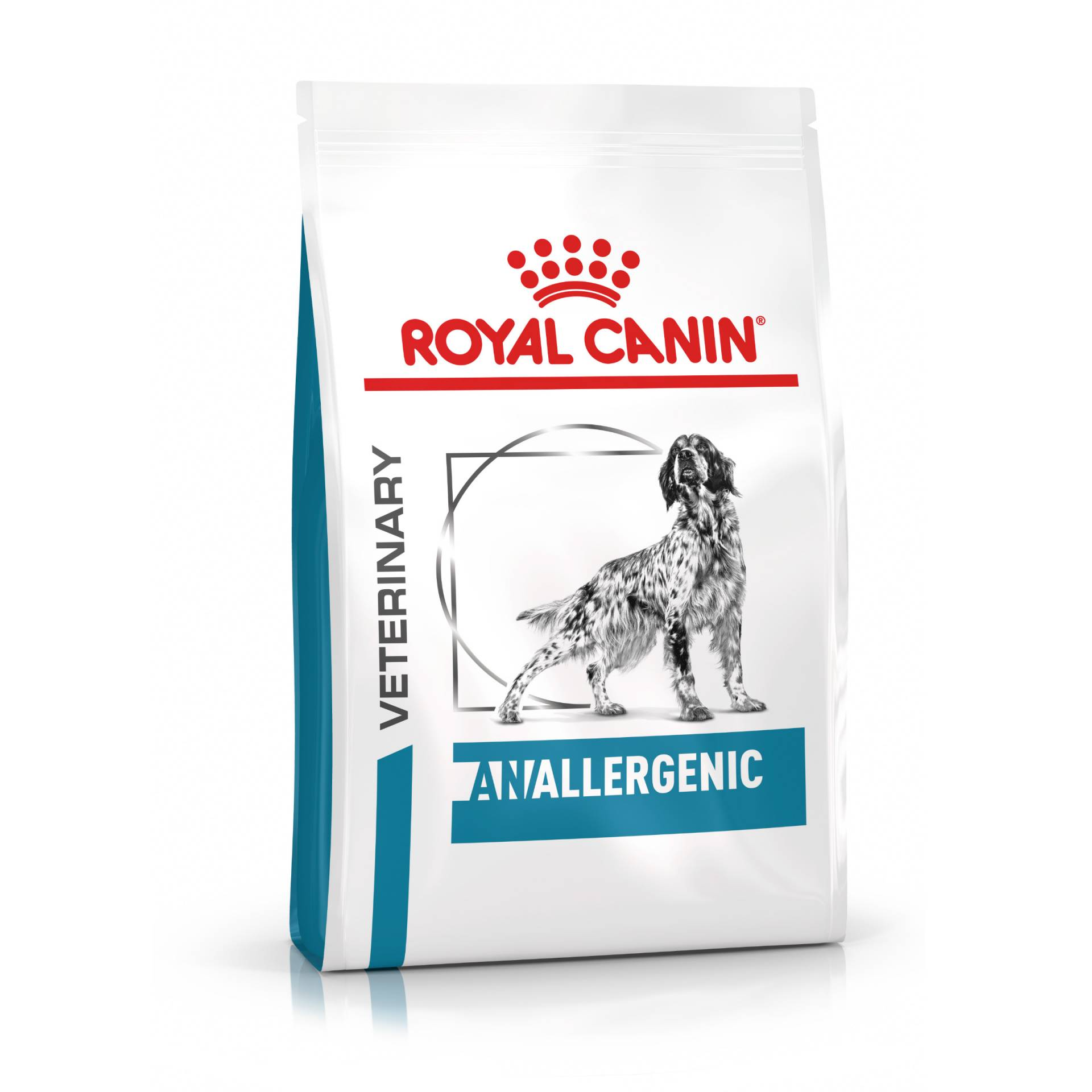 Royal Canin Veterinary Diet Canine Anallergenic - 3 kg von Royal Canin Veterinary Diet