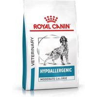 Royal Canin Veterinary Diet Canine Hypoallergenic Moderate Calorie - 14 kg von Royal Canin Veterinary Diet