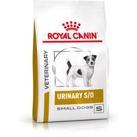 Royal Canin Veterinary Diet Canine Urinary S/O Small Dog - 4 kg von Royal Canin Veterinary Diet