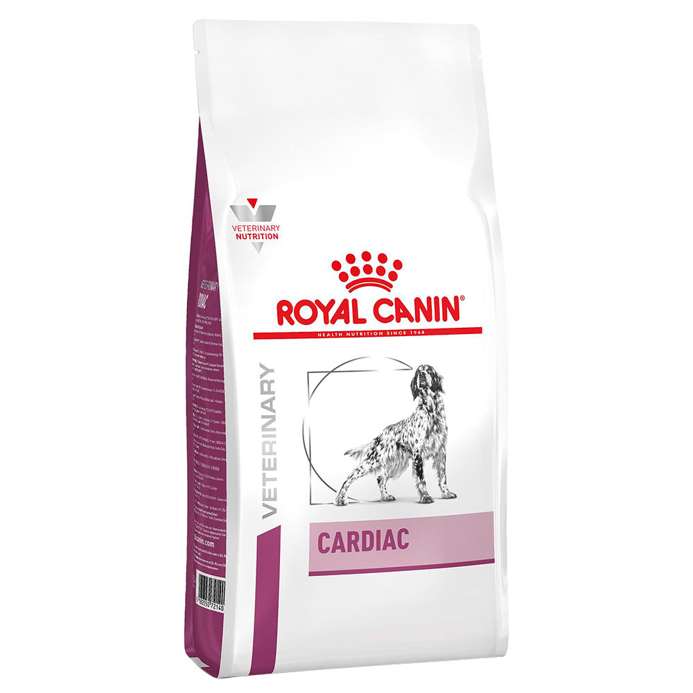 Sparpaket Royal Canin - Veterinary Diet 2 x Großgebinde - Cardiac (2 x 14 kg) von Royal Canin Veterinary Diet