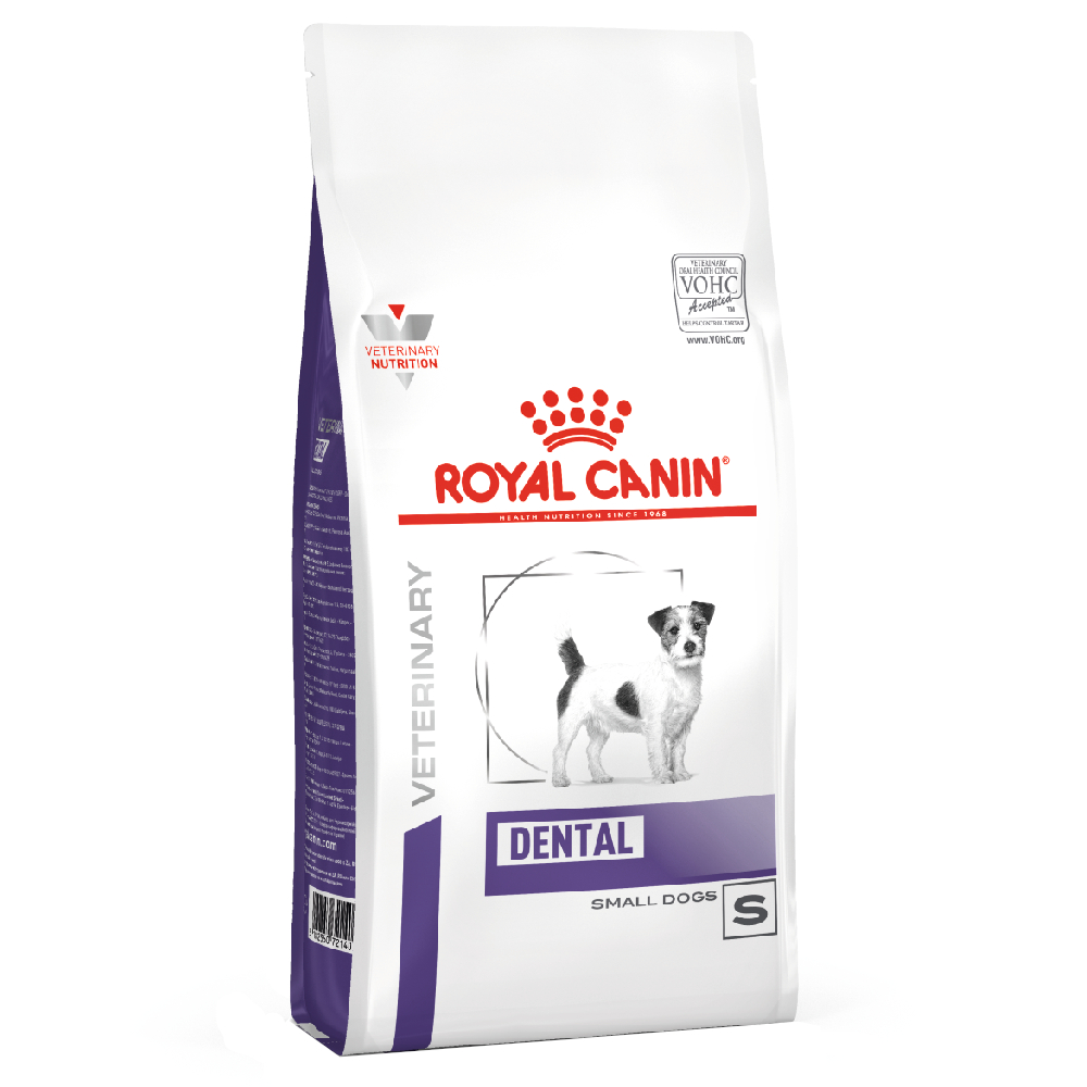 Sparpaket Royal Canin - Veterinary Diet 2 x Großgebinde - Dental Special Small Dog (2 x 3,5 kg) von Royal Canin Veterinary Diet