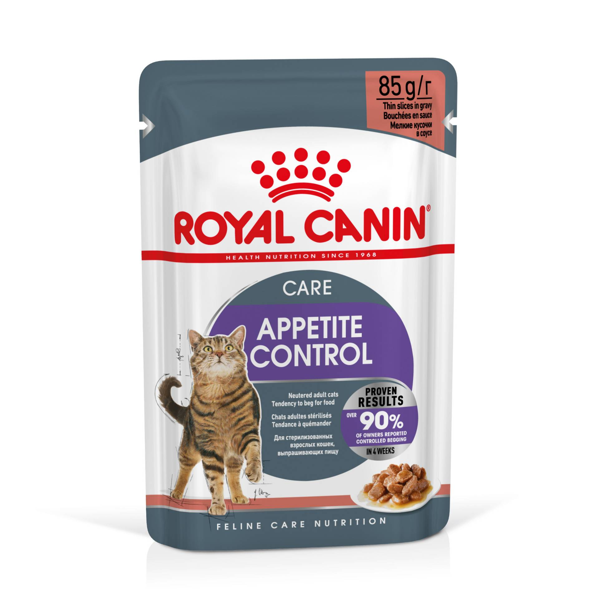 Royal Canin Appetite Control in Soße - 24 x 85 g von Royal Canin
