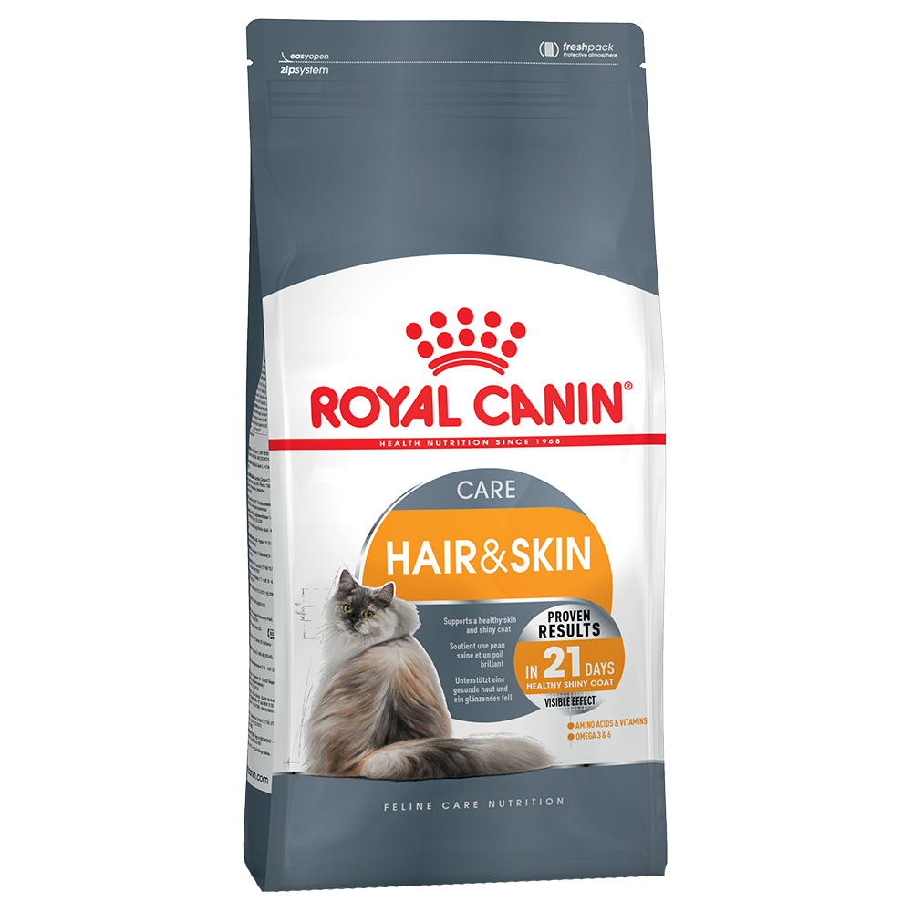 Royal Canin Hair & Skin Care - Sparpaket 2 x 10 kg von Royal Canin