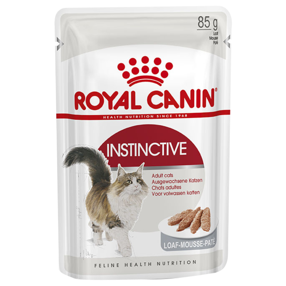 Royal Canin Instinctive Mousse - 12 x 85 g von Royal Canin
