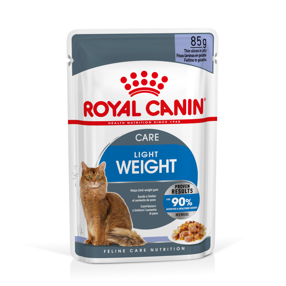 Royal Canin Light Weight Care in Gelee - 48 x 85 g von Royal Canin