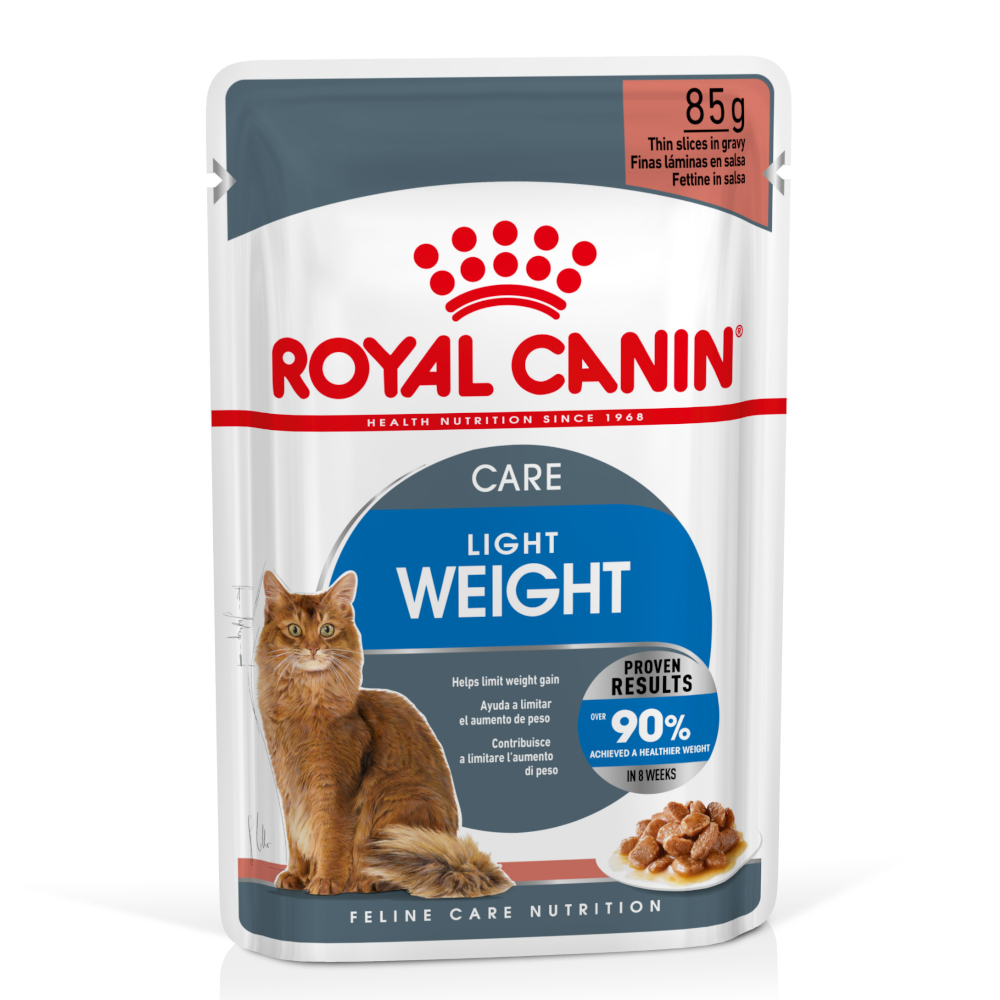 Royal Canin Light Weight Care in Soße - 48 x 85 g von Royal Canin