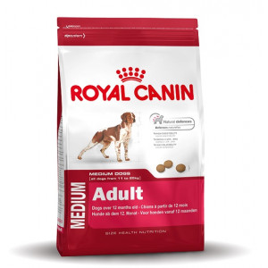 Royal Canin Medium Adult Hundefutter 2 x 15 kg von Royal Canin