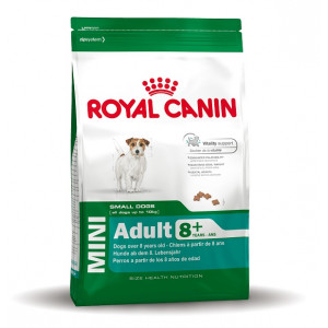Royal Canin Mini Adult 8+ Hundefutter 8 kg von Royal Canin