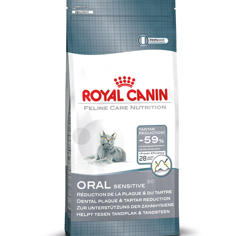 Royal Canin Oral Care - Sparpaket 2 x 8 kg von Royal Canin