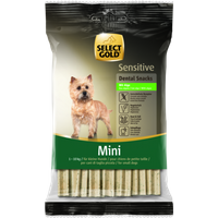 SELECT GOLD Sensitive Dental Snacks Alge für kleine Hunde 2x99g von SELECT GOLD