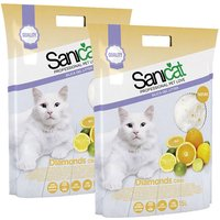 Sanicat Diamonds Orange Silikat 2x15 Liter von Sanicat
