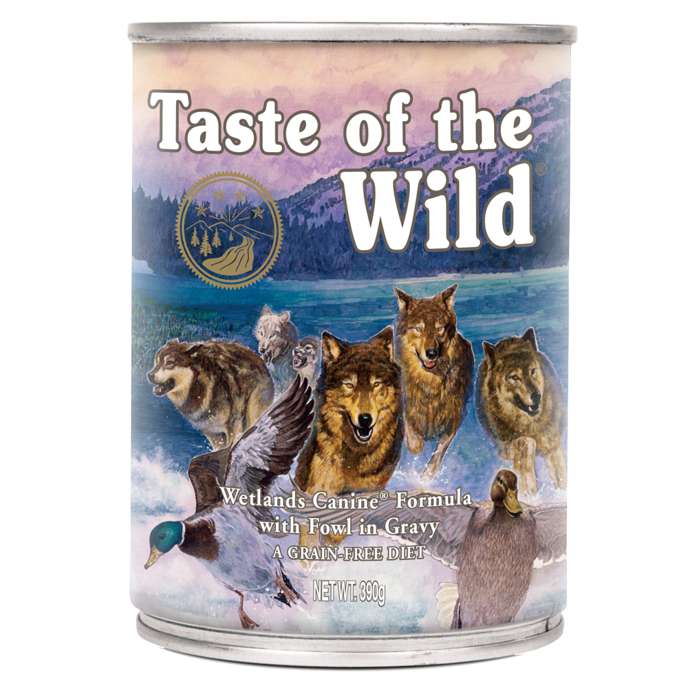 Taste of the Wild Wetlands - 390 g von Taste of the Wild